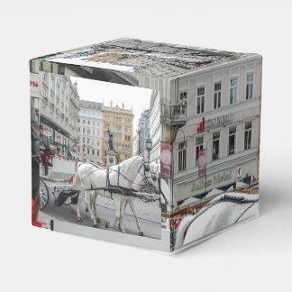 Vienna Austria Favour Box
