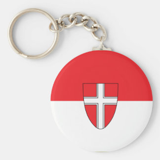 vienna, Austria Key Ring