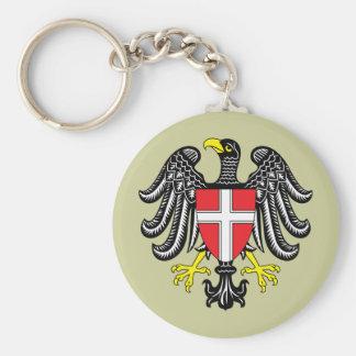 vienna, Austria Key Ring