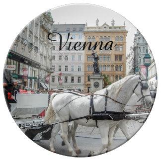 Vienna Austria Plate