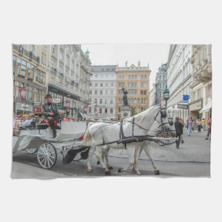 Vienna Austria Tea Towel