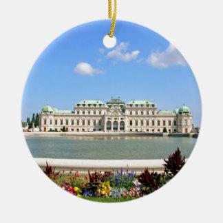 Vienna BelPalace Gardens Christmas Ornament
