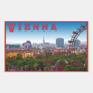 Vienna - Cityscape Sticker