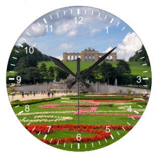 Vienna - Gloriette Clocks