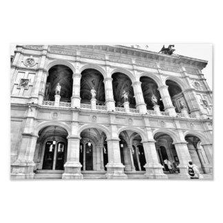 Vienna Opera House Photo