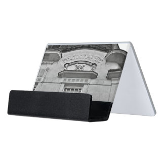 Vienna Photography Desk Business Card Holder