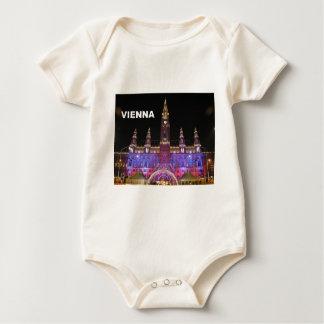 Vienna Rathaus Eistraum (St.K) Baby Bodysuit