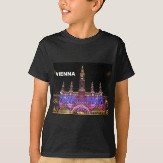 Vienna Rathaus Eistraum (St.K) T-Shirt
