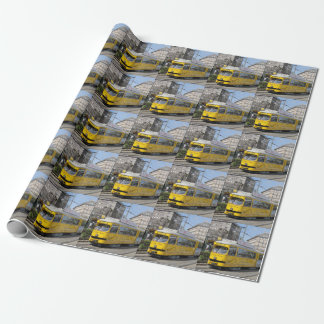 Vienna Ring Tram Wrapping Paper