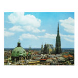 Vienna, St Stephen's cathedral, Austria Postcard