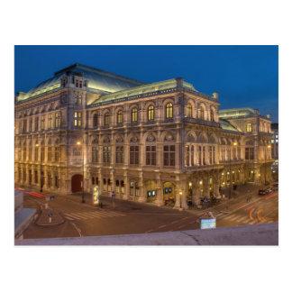 Vienna's State Opera, Austria Postcard