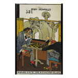 Viennese Café: The Chess Players (Wiener Café: Die Poster