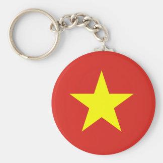 Viet Nam Peoples Army, Vietnam flag Key Ring