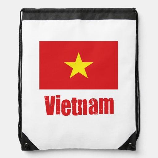 Viet Nam Drawstring Bags