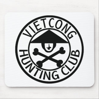 Vietcong Hunting Club Mouse Pads