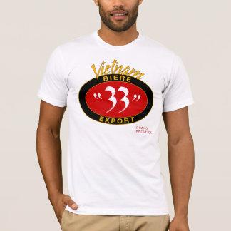 """Vietnam - """"33"""" Beer T-Shirt"""