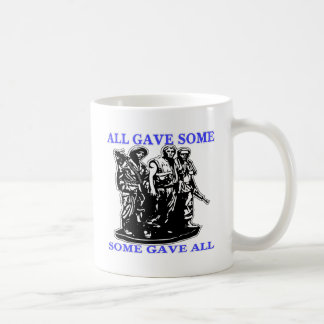 Vietnam All Gave Some & Some Gave All Coffee Mugs