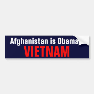 Vietnam Bumper Sticker