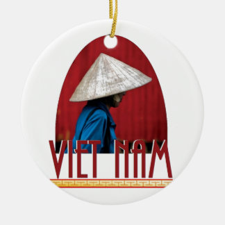 VIETNAM CHRISTMAS ORNAMENT