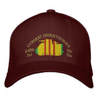 Vietnam Combat Infantryman  M113 Track Hat Embroidered Baseball Caps