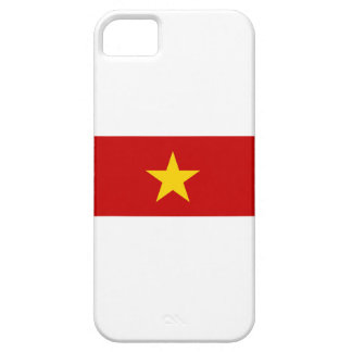 vietnam country long flag nation symbol name iPhone 5 cover