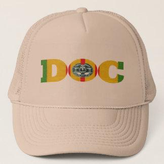 Vietnam Doc CMB Mesh-Back Hat