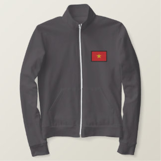 Vietnam Embroidered Jacket