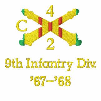 Vietnam Field Artillery Unit Embroidered Shirt
