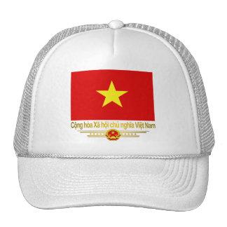 Vietnam Flag Cap