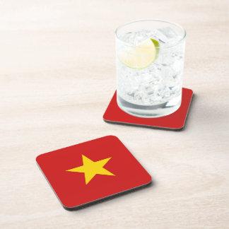 Vietnam Flag Coaster