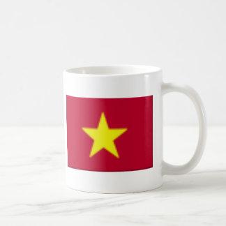 Vietnam-flag Coffee Mugs