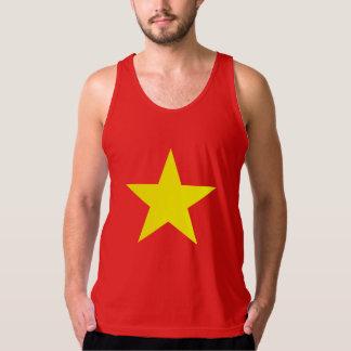 Vietnam Flag Men's Tank Top