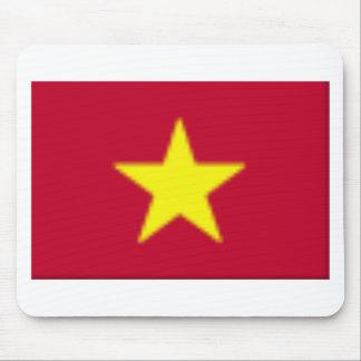 Vietnam-flag Mouse Mats