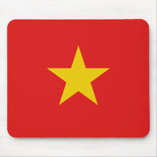 Vietnam Flag Mousepad