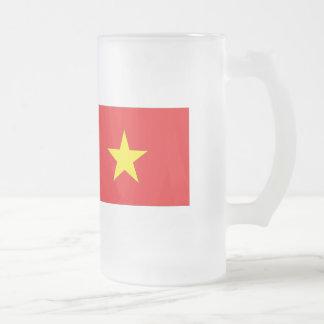 Vietnam Flag Mugs