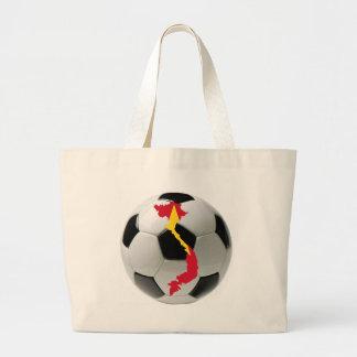 Vietnam football soccer bags