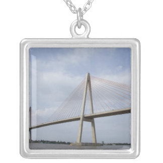 Vietnam, Ho Chi Minh City aka Saigon). Delta Silver Plated Necklace