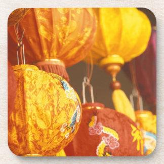 Vietnam, Hoi An Large lanterns, souvenirs Coaster