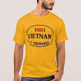 VIETNAM I SERVED T-Shirt