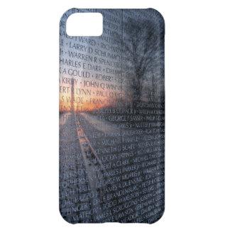 Vietnam Memorial Dawn iPhone 5C Case