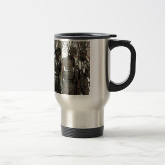 Vietnam Memorial Travel Mug