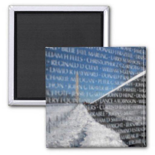 Vietnam Memorial Wall Magnets