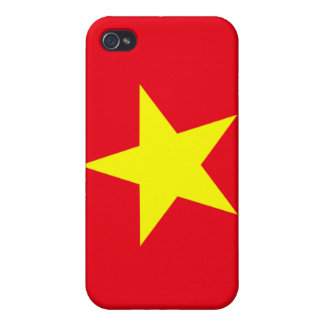 Vietnam nation flag  iPhone 4/4S covers