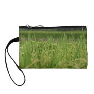Vietnam Rice Paddy Change Purses