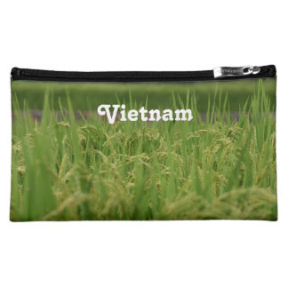 Vietnam Rice Paddy Cosmetic Bag
