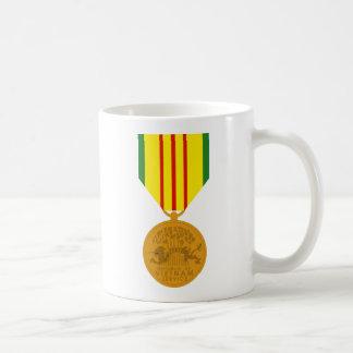Vietnam Service Medal Basic White Mug