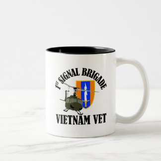Vietnam Vet - 1st Sig Bde Coffee Mug
