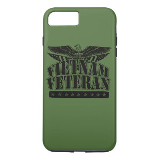 VIETNAM VET iPhone 7 PLUS CASE