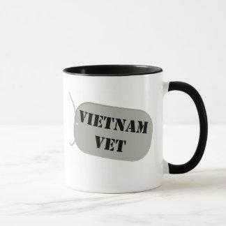 Vietnam Vet Tag Mug