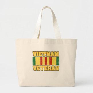 Vietnam Veteran Tote Bags